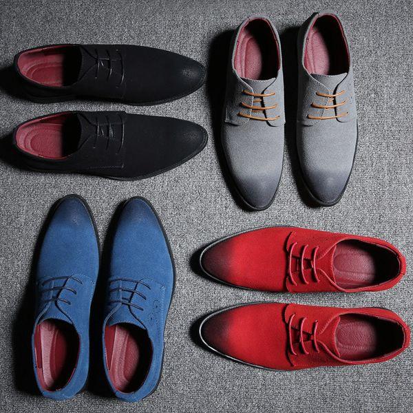 Großhandel Italienische Marke Oxford Schuhe Für Männer Designer Aus Echtem Leder Schuhe Männer Formale Mokassins Herren Hochzeit Schuhe Von
