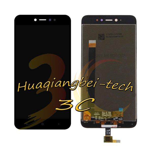 2019 New For Xiaomi Redmi Note 5A MDG6 / Redmi Note 5A Prime MDG6S Full LCD  DIsplay + Touch Screen Digitizer Assembly 100% Tested From Shuokai002,