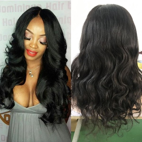 Human Hair Wigs for Black Women Indian Body Wave Lace Front Wig Full Lace Wigs Pre Plucked with Bleached Knots Baby Hair Ping