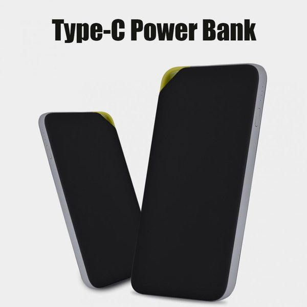 top popular VBESTLIFE Power Bank Case Box DIY Kit USB Charger with Type-C & Micro USB Port Universal for Cellphone Tablet MP3 MP4 2021