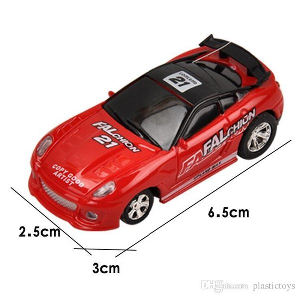 2017 new style Creative Coke Can Remote Control Mini Speed RC Micro Racing Car Vehicles Gift For Kids Xmas Gift Radio Contro Vehicles 1:64