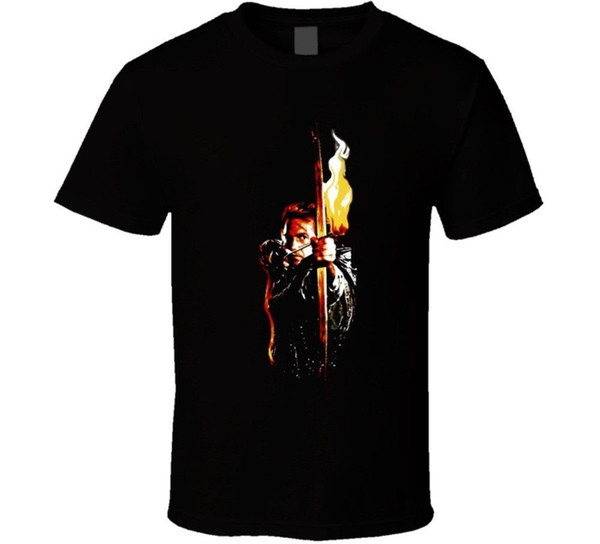 Robin Hood Prince Of Thieves T Shirt Tee Shirts Hipster O-Neck