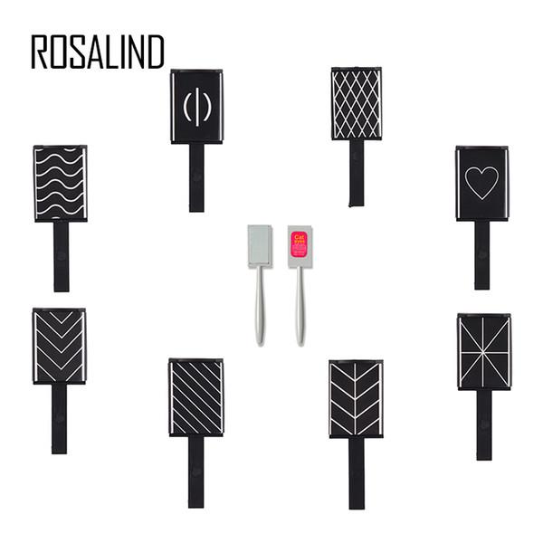 Rosalind Gel Vernis à ongles oeil de chat autocollant autocollants Aimant UV Soak-Off LED gel de longue durée pour les ongles Vernis à Ongles vernis à l'art