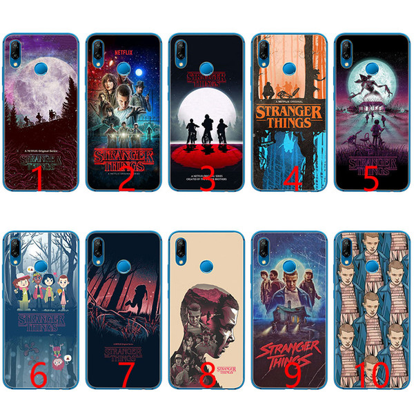 stranger things coque huawei p20