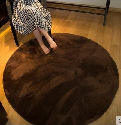 Round Rugs Floor Mats Rag Rug Circular Carpet Yoga Pet Mat Non Slip Fluffy  Decoration Bedroom Living Room Bathroom Kitchen Study Porch Iranian Carpets  ...