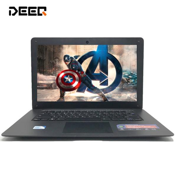 2018 14 inch INTEL Pentium N3510/3520/3530/3540 4G ram 500GB HDD Easy Carry Slim pc windows 7/8/10 system laptop notebook
