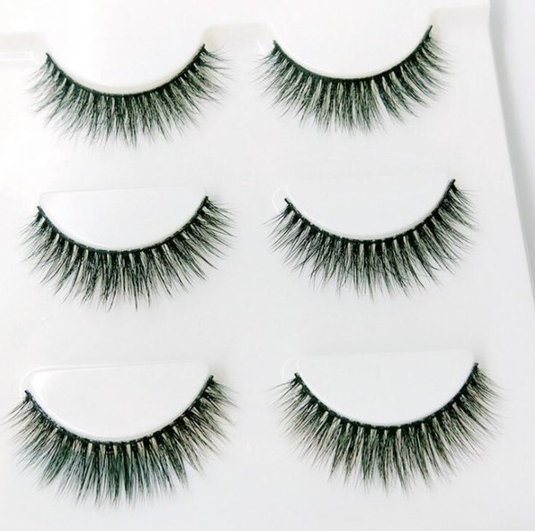 NEW 3D Mink Hair False Eyelashes Handmade Beauty Thick Long Soft Mink lashes Fake Eye Lashes Eyelash Sexy High Quality