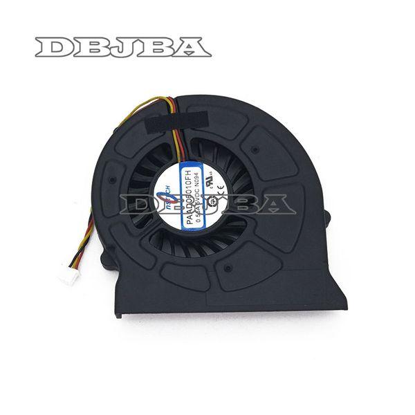 Original Laptop CPU Cooler Fan For MSI CR420 CR420MX CR600 EX620 CX420 CX500 CX600 CX620 CX620MX T&T 6010H05F PF1 0.55A FAN