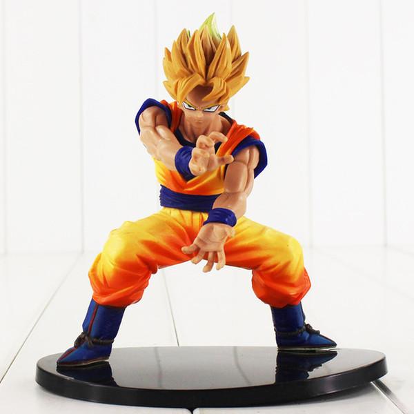 Dragon Ball Z Dramatic Showcase Figure Gohan Cell Goku Vegeta Trunks Frieza DBZ
