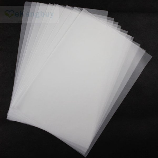 100sheets A4 Translucent Tracing Paper Copy Transfer Printing Drawing Paper