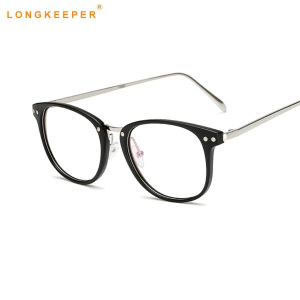 Vintage Cat Eye Glasses Marcos para mujer gafas ópticas marco gafas computadora nueva york Elegante lunette de vue femme