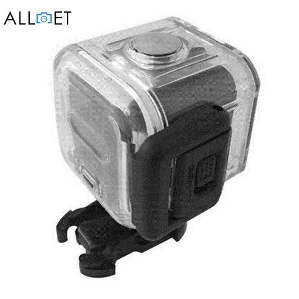 Original 45M Unterwassergehäuse Hard Case Schutzhülle für Gopro HD Hero 4 5 Session Kamera zum Tauchen, Surfen, Skifahren