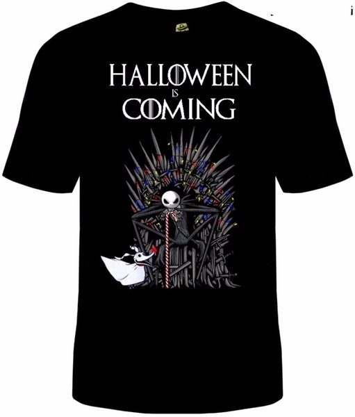 Game of Thrones Nightmare Before Christmas T-Shirt Unisex Halloween T216