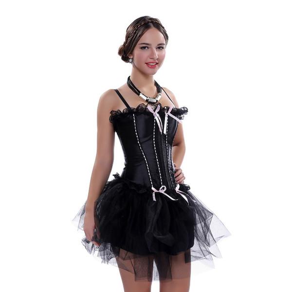 corset 7011black