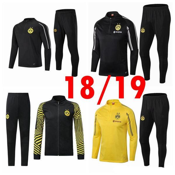 56d533d09ece8 Chándal Dortmund Conjunto Chaqueta Borussia De Conjunto 201819 De U1zZzq
