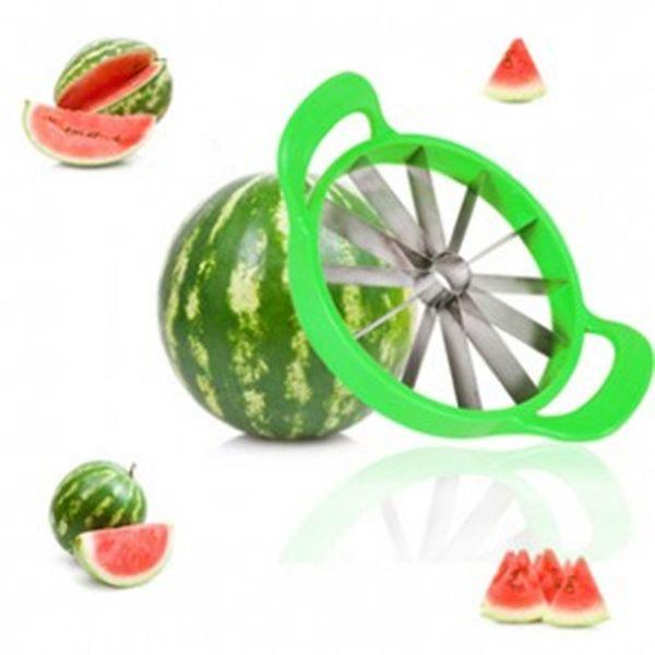 2018 New hot kitchen accessories watermelon slicer cutter knife fruit Creative cutter salad making slicer kitchen gadgets tools