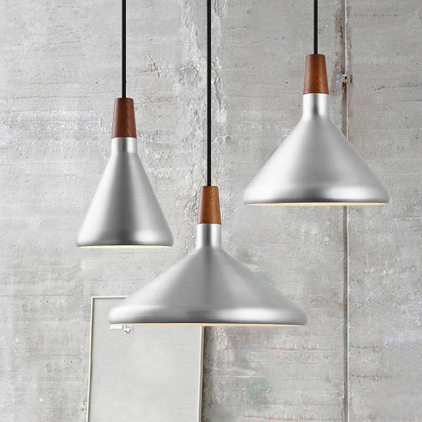 Modern Pendant Lights Hanglamp Led Pendant Lamps Copper Lighting Aluminum Luminaria For Living Room Kitchen Light Fixtures Hanging Light Fixture Multi