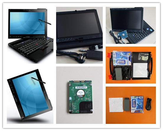vas 5054a diagnostic scanner odis4.3.3 full chip for vw 5.3 for audi hdd 500gb laptop x201t i7 4g touch screen