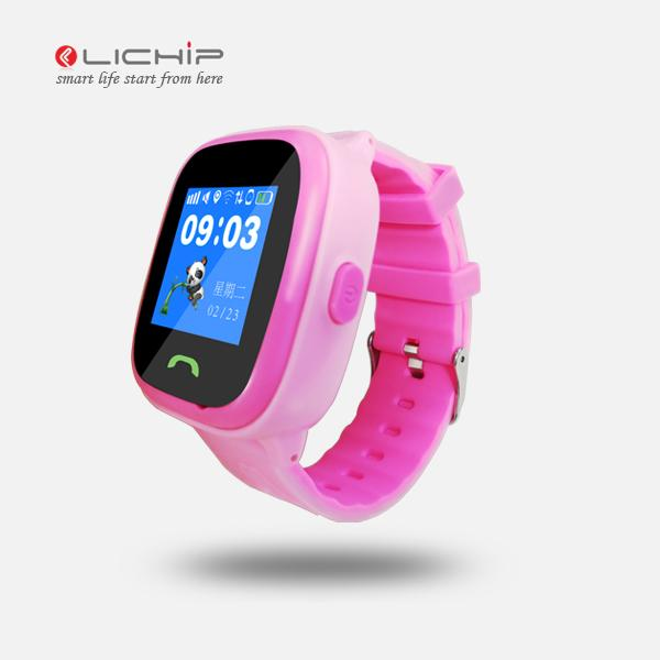 LICHIP LC35 ip67 waterproof smart watch for kids q50 kids gps smart watch gps tracker S0S watch