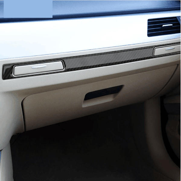 Großhandel Für Bmw E90 Kohlefaser Aufkleber Aufkleber Aufkleber Dekoration Auto Aufkleber Autoinnenausstattung Auto Styling Cup Holder Copilot Von