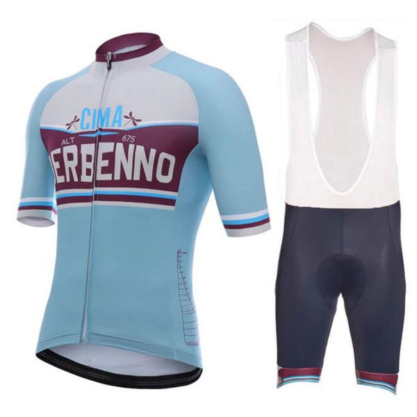2018 Cycling Jersey Maillot Ciclismo Short Sleeve and Cycling (bib) Shorts Cycling Kits Strap cycle jerseys Ciclismo bicicletas B18042002