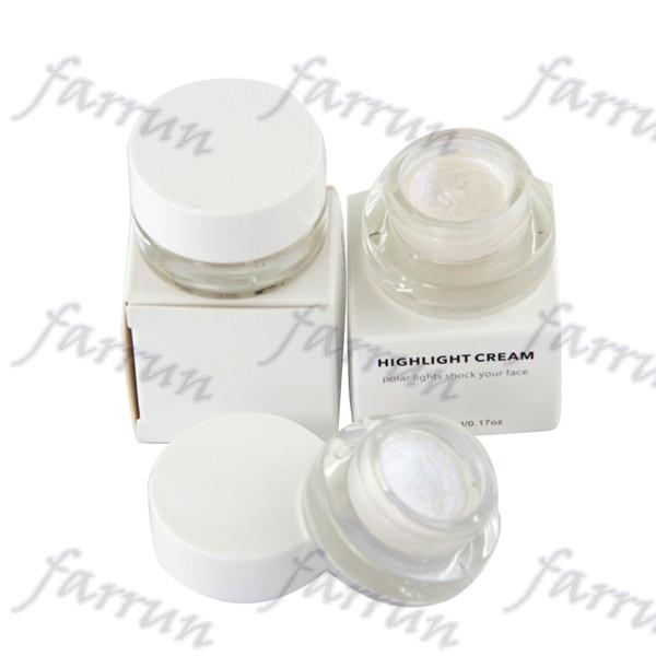 3 color Beauty Living Luminizer pro sculpting cream highlighters polarized light, Brighten makeup accept private logo customized