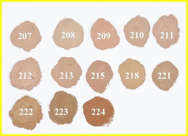 top popular Good quality Red box Cover Primer Concealer Foundation Base Professional Face Makeup Contour Palette Makeup Base Tatoo Skin Concealer 2019