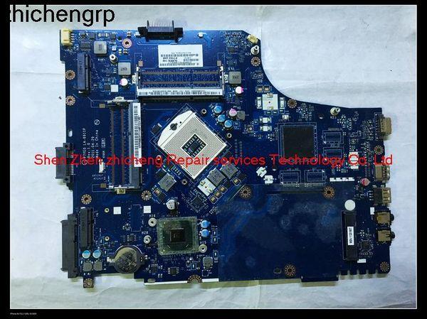 SZZC Para Aspire 7750 7750G laptop MBRN802001 P7YE0 LA-6911P HM65 DDR3 UMA motherboard Integrada, totalmente testado