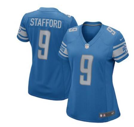 Cheap 2019 Matthew Stafford Jersey Detroit Lions Barry Sanders Darius Slay  supplier