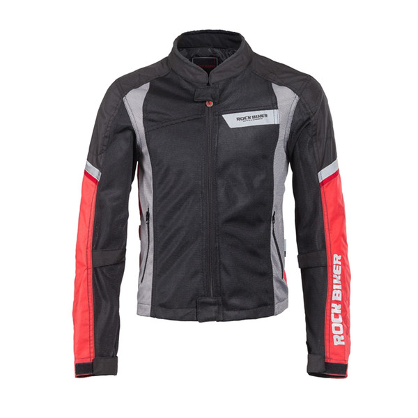 New rock biker breathable Motorcycle jackets/racing suits/cycling jackets/riding off-road jackets/motorcycle clothing r-1