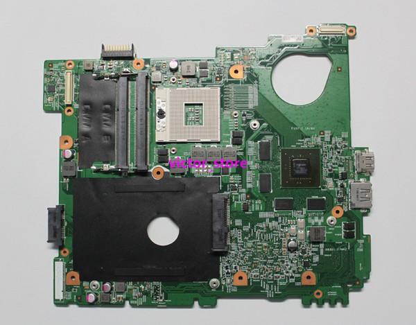 Envío gratis para Dell 15R N5110 CN-0J2WW8 J2WW8 GT525 1GB DDR3 Laptop Motherboard Placa madre Probado