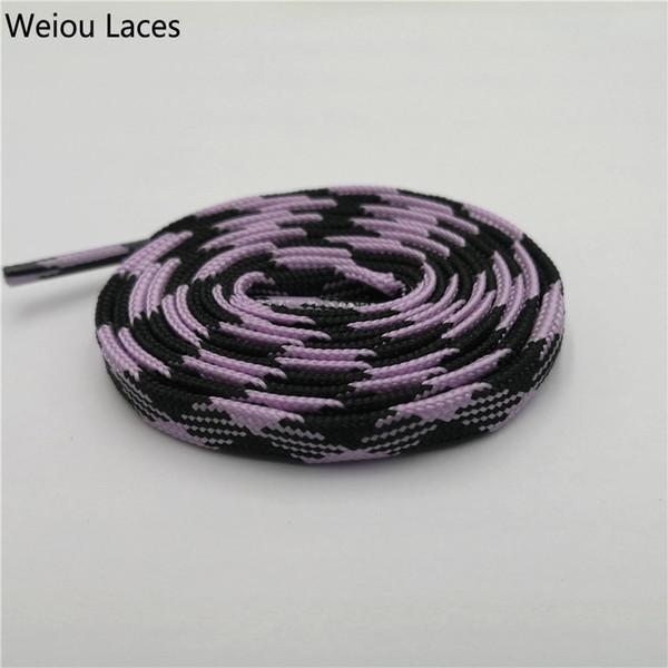 1346 Black-Glow Purple 120cm