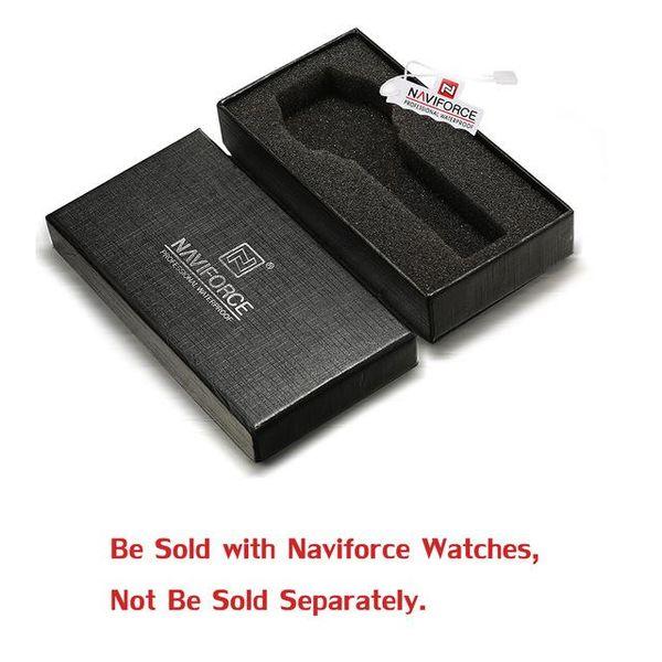 NAVIFORCE Original Paper Men Watch Gift Boxes