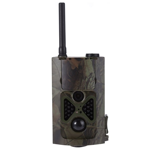 Refurbished HC Infrared Digital Trail Scouting Hunting Camera with 12 MP 1080p HD Video 3G MMS GPRS Infrared Digital Trail Scouting Hunting