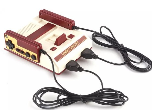 Red White Video Game RS-36 classic retro 30 anniversary children's handheld game console family tv game Consoles