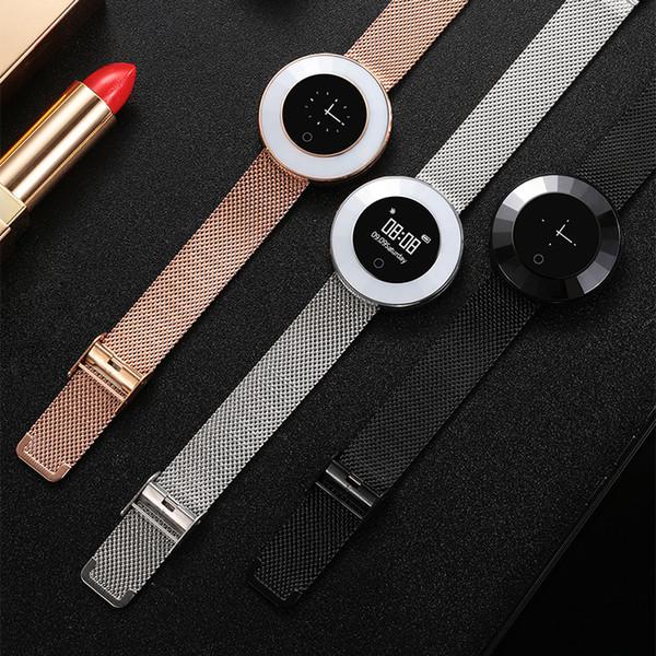 New Fashion Relax Sport Health Smart Band Bracelet Smart Watch For Girl Women