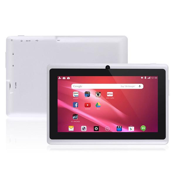 Glavey 7 Zoll Android 4.4 Allwinner A33 Quad Core Tablet PC1GB / 8GB Bluetooth Wifi 1024x600 Günstigster Kindertabletten-PC