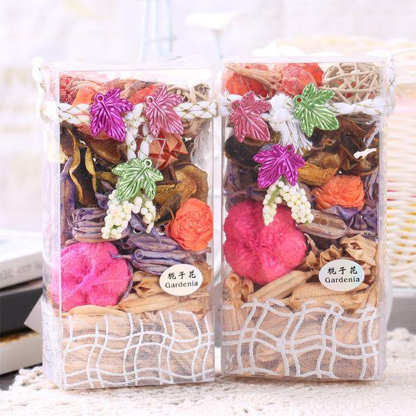 2 pz / lotto secchi sacchetto bustina di fiori aria fresca profumo profumato casa armadio cassetto auto profumo bustina sacchetto spedizione gratuita