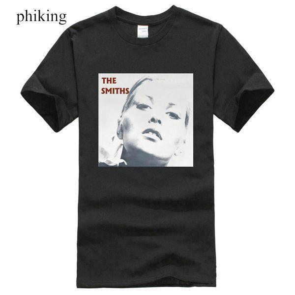 THE SMITHS RANK 100/% COTTON T-SHIRT