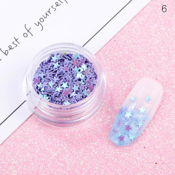 DHL Chica joven uñas uñas lentejuelas clavo lentejuelas productos de decoración Nail Art Sticker Decal Slider Manicure Wraps herramienta