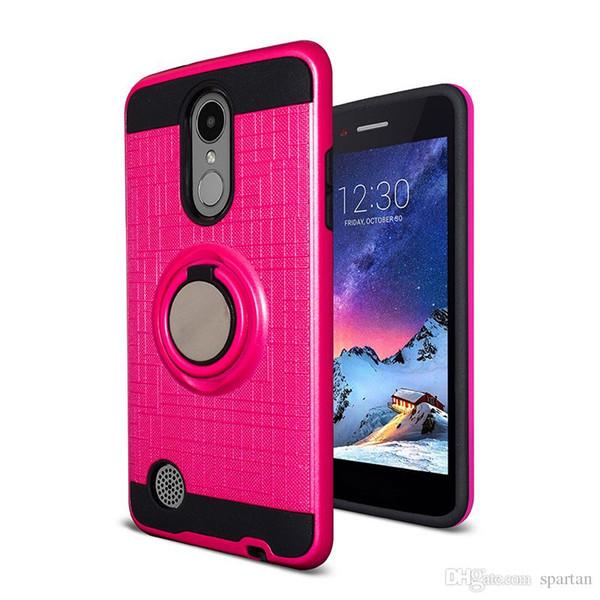 Custodia Dual Layer Phone per ZTE Z970 z965 N9517 N9137 Hybrid Armor Slim Cover posteriore protettiva per Zte blade V9 Vita A602