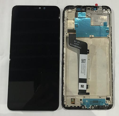 """Original M&Sen For 6.26"""" Xiaomi Redmi note 6 Pro redmi note 6pro LCD screen display+touch digitizer with frame with tools"""