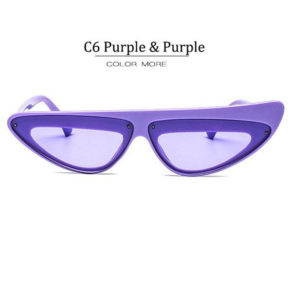 C6 Violet Cadre Violet