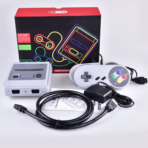best selling Super Mini Game Console can store 621 games For NES Handheld Video Game Console OTH094