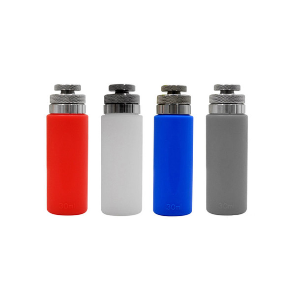 4pcs510 Thread 30ml Refill Bottle Refill E Liquid Bottles for Squonk Bottom Feeder Mod Squonk Mods Bottom Feeding ecigs vape mod