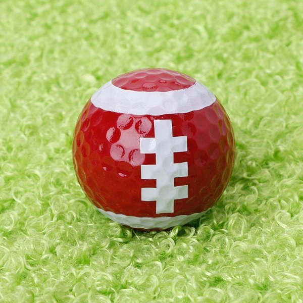 6 Pcs/set Practice Golf Balls Professional Play Toy Indoor Outdoor Training