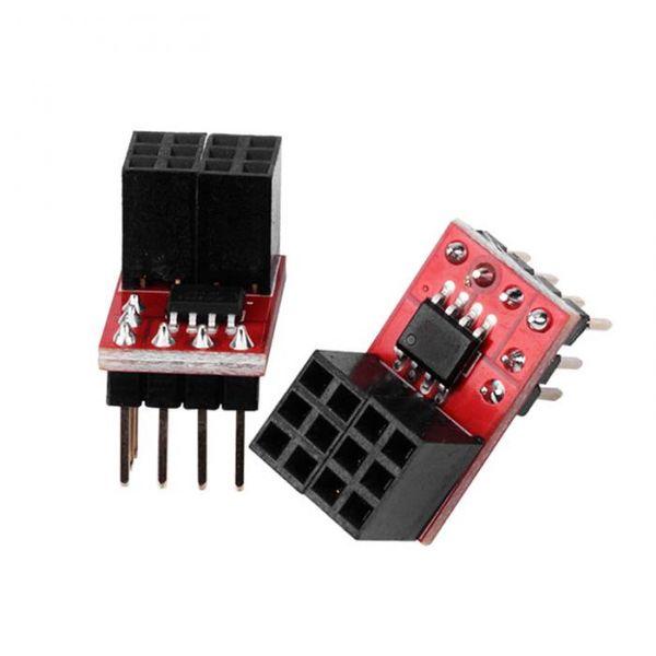 Max 20V 3D Drucker Teil Reprap RAMPS 1.4 RRD Lüfter Extender Erweiterungsmodul für 3D Drucker QJY99