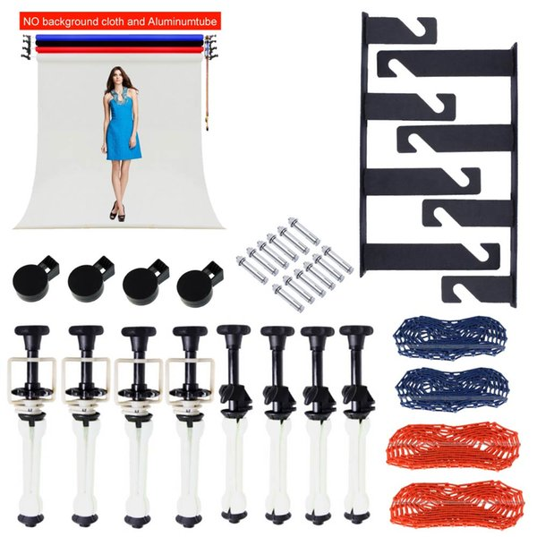 Foto Ptudio Ausrüstung Studio 4 Roller Wall / Deckenmontage Handbuch Aufzug Hintergrund Hintergrund Fotografie Support System