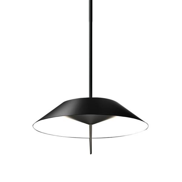Modern golden flying saucer Pendant Light Gold Black White Suspension Light For study room simple Home lighting G945