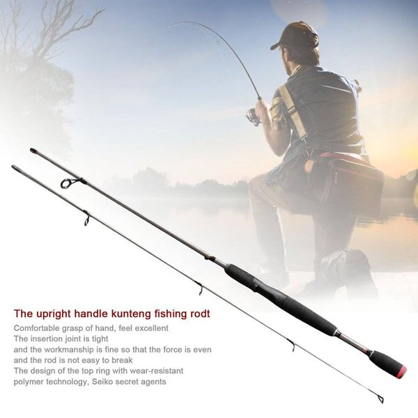 new Sea Fishing Rod Grips Pole Fishing Rod Resin Fibre Lure Travel Rod pikestaff and straight